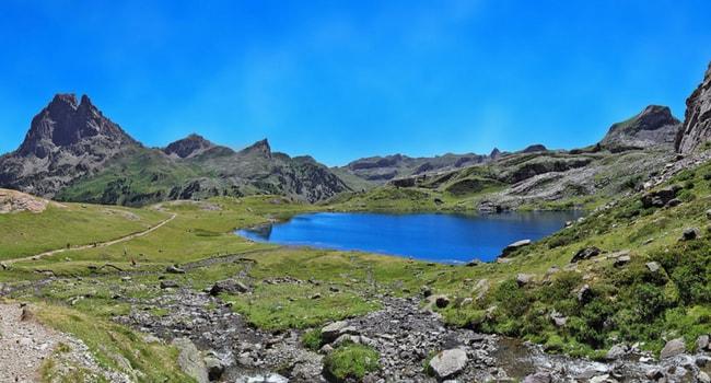 Les plus beaux lacs de baignade en France_Ayous