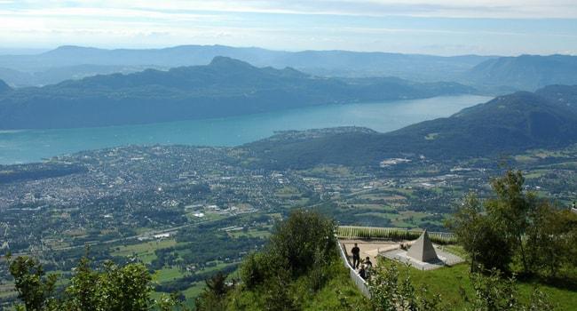 Les plus beaux lacs de baignade en France_Bourget