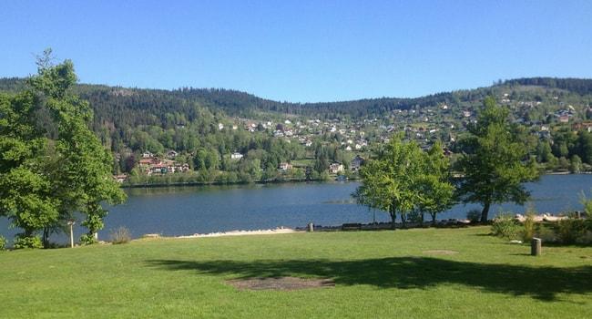 Les plus beaux lacs de baignade en France_Gerardmer