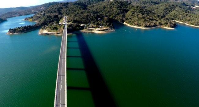 Les plus beaux lacs de baignade en France_Saint-Cassien