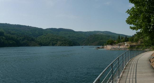 Les plus beaux lacs de baignade en France_Villefort