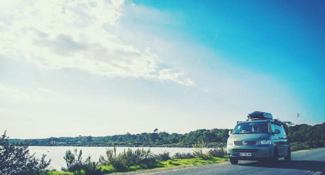 Camping-car et sports de vent