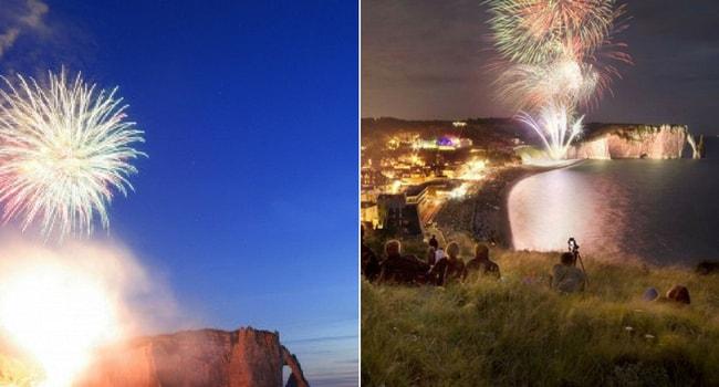 Les meilleurs spots pour voir des feux d'artifice du 14 Juillet