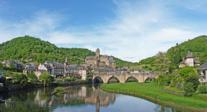 En route vers l'Aveyron en camping-car