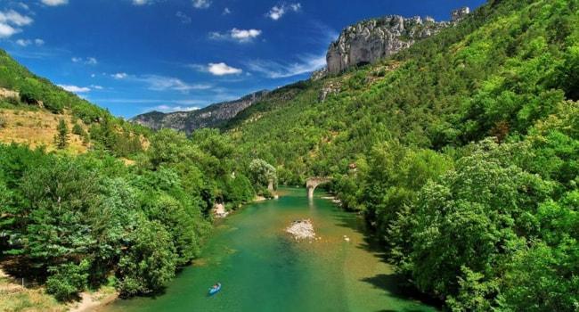 En route vers l'Aveyron en camping-car_Gorges du Tarn