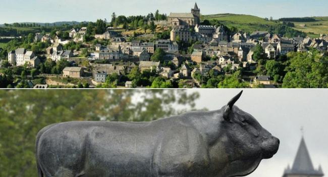 En route vers l'Aveyron en camping-car_Laguiole