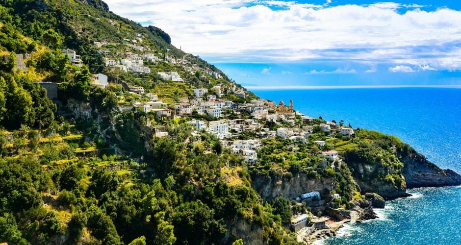 Excursion en Italie du Sud en camping-car