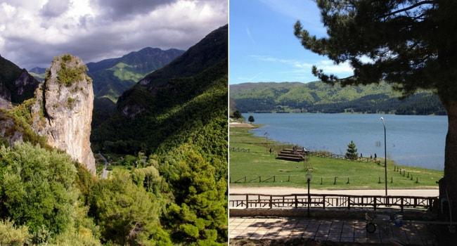 Excursion en Italie du Sud en camping-car_ParcNationaux