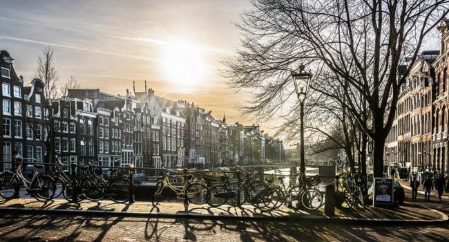 Les Pays-Bas en camping-car