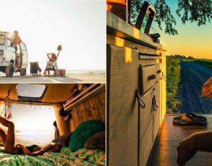 Supporter les fortes chaleurs en camping-car