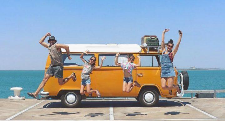 activites de plein air camping-car