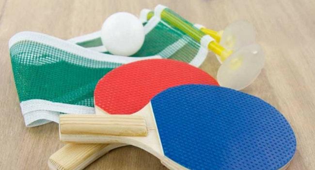ping pong plein air