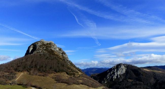 Le Pays Cathare en camping-car_Montségur