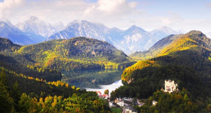 Allemagne en camping-car