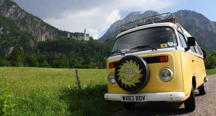 L'Allemagne en camping-car