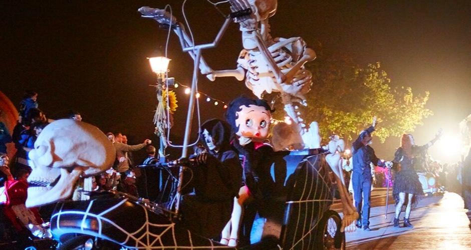 horror nights à port aventura park - Halloween