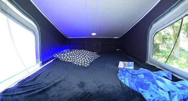 Glénan Concept Cars_Horizon Van 4 Lit toit
