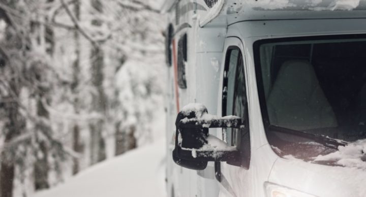 Protéger son camping-car cet hiver