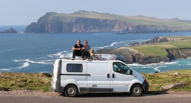 Rencontre avec les Three Vanlifers_Passion voyage