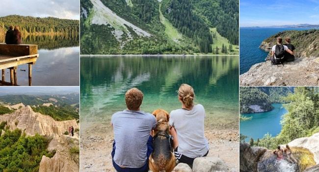 Rencontre avec les Three Vanlifers_Souvenirs voyages