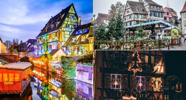 Top5 des destinations françaises en décembre