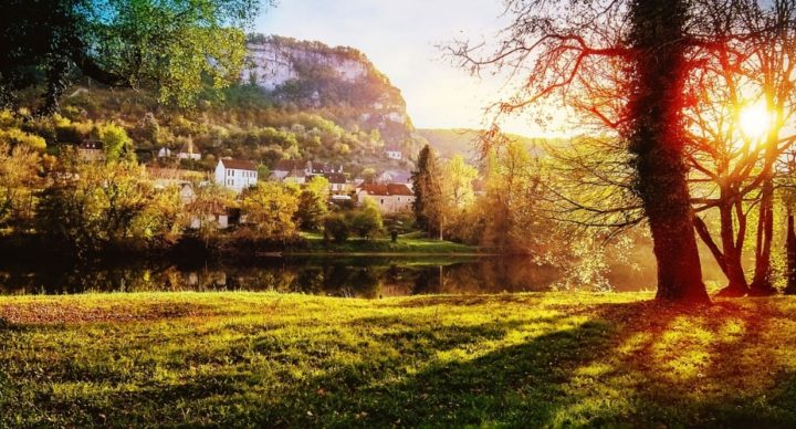 En route vers la Dordogne en camping-car