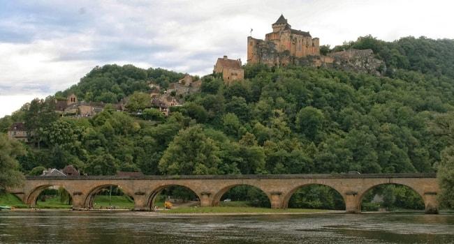 En route vers la Dordogne en camping-car_Château de Castelnaud