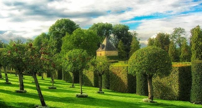 En route vers la Dordogne en camping-car_Les Jardins du Manoir d'Eyrignac
