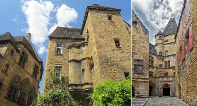 En route vers la Dordogne en camping-car_Sarlat-la-Canéda