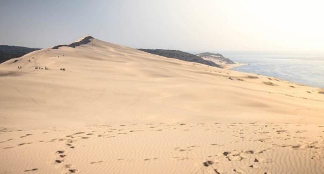 En route vers la Gironde en camping-car_Dune du Pilat