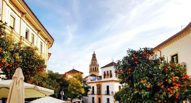 Andalousie destination pour fevrier
