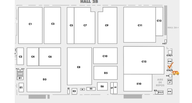 Salon des Véhicules de Loisirs 2019_Hall 2B