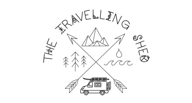 The Travelling Shed_Logo