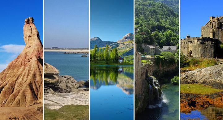Top 5 des destinations 2018 en camping-car