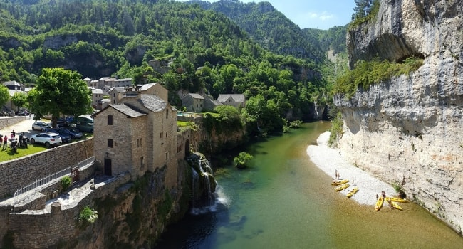 Top 5 des destinations 2018 en camping-car_Aveyron