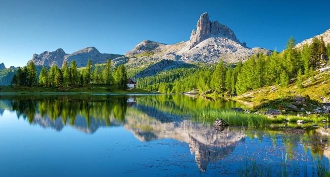 Top 5 des destinations 2018 en camping-car_Italie du Nord