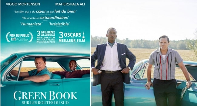 Meilleurs films de voyage & roadtrip_Green Book