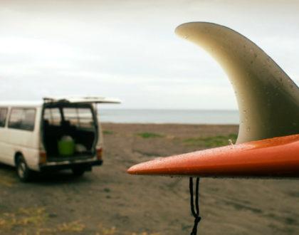 surf trip en van au portugal