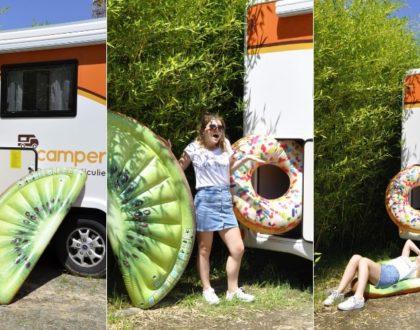 Rangement de la soute du camping-car