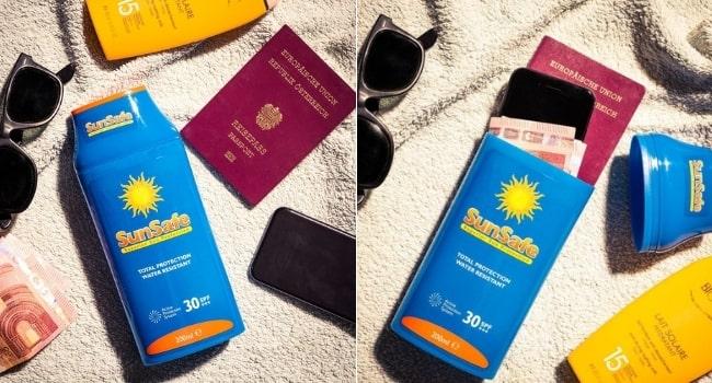 objets-indispensables-pour-l-ete-faux-tube-creme-solaire