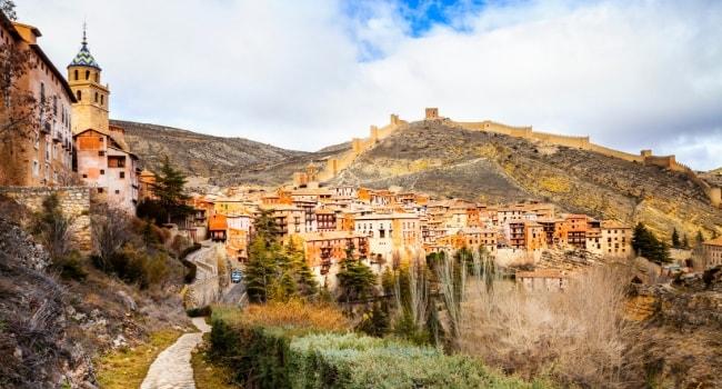 Espagne en camping-car_Albarracín
