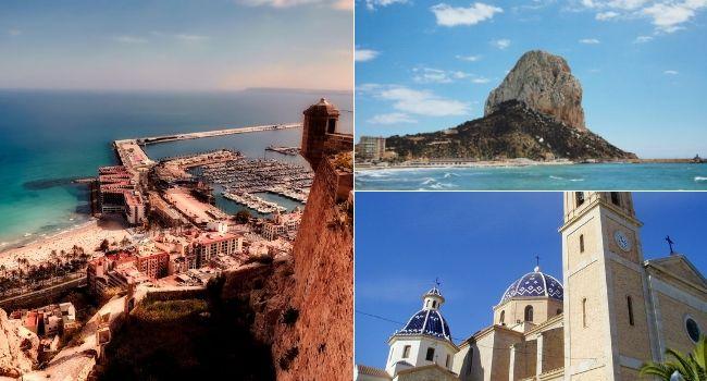 Espagne en camping-car_Alicante-Calpe-Altea