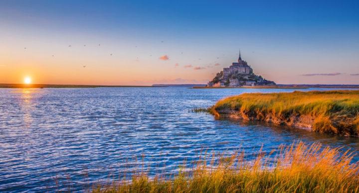Normandie en camping-car