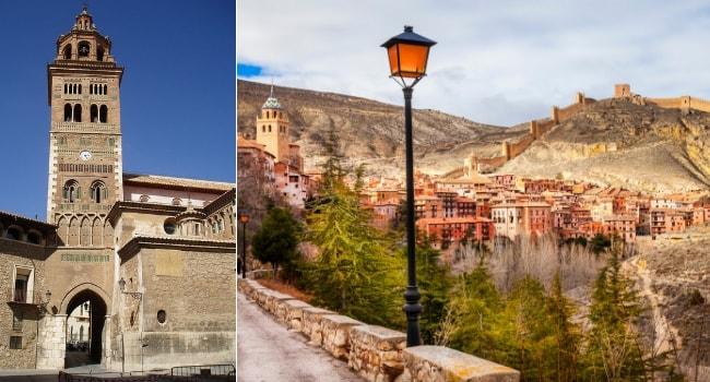 L'Aragon en camping-car_Teruel-Albaracín