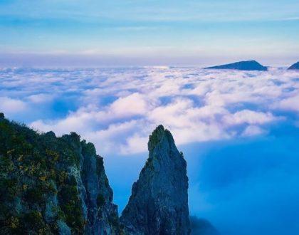 Excursion sur l'île de la Réunion en camping-car
