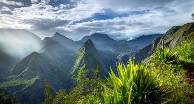 La Réunion en camping-car_Cirque de Mafate