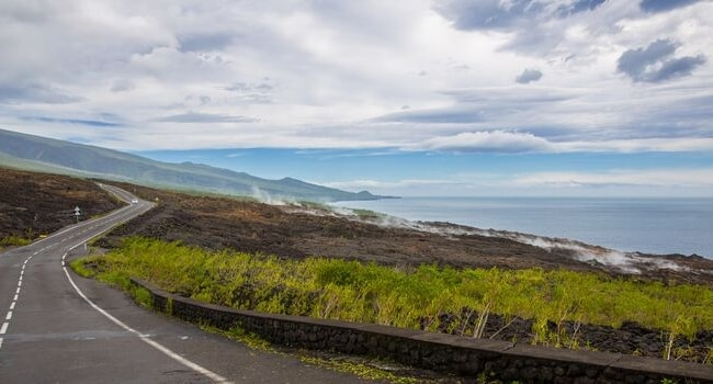 La Réunion en camping-car_La Route des Laves au Grand Brûlé