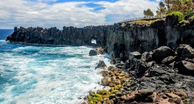 La Réunion en camping-car_Le Cap Méchant