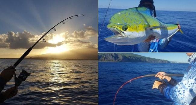 La Réunion en camping-car_Pêche sportive