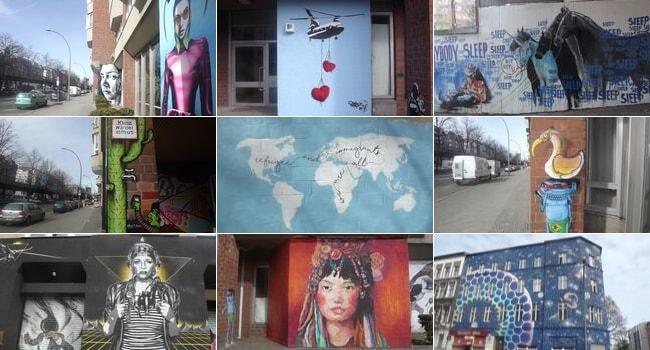 Street Art à Berlin_Quelques œuvres repérées